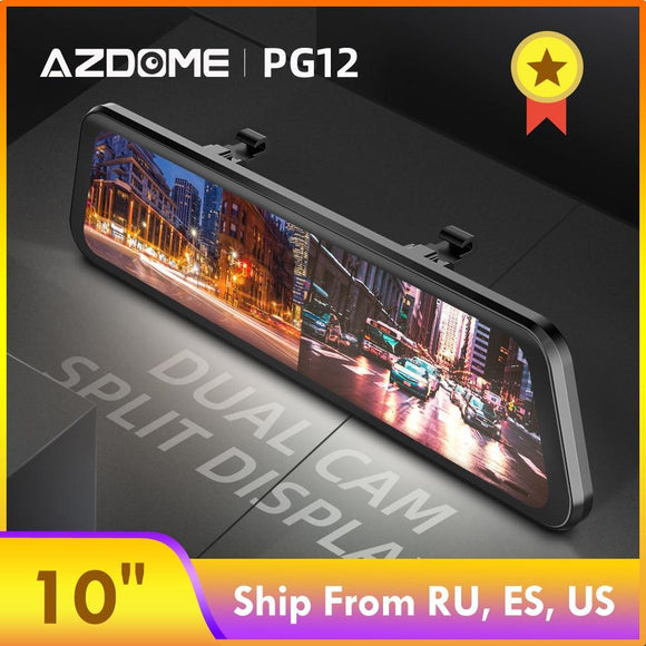 AZDOME PG12 Touch Full Screen 10 - YouCanGetGifts Store