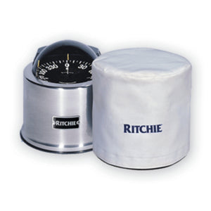 "Ritchie GM-5-C 5"" GlobeMaster Binnacle Mount Compass Cover - White"