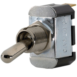 Paneltronics SPST ON/OFF Metal Bat Toggle Switch