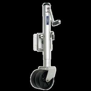 Fulton Dual Wheel 1,500 lbs. Bolt-Thru Swivel Jack
