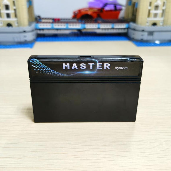 DIY 600 in 1 Master System Game Cartridge for USA EUR SEGA Master System Game Console Card - YouCanGetGifts Store
