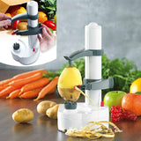 Electric Multifunction Fruit And Vegetable Peeler Potato Tool Kitchen Accessories Automatic Gadgets - YouCanGetGifts Store
