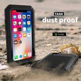 Full Protect Aluminum Case For Iphone 11 Xs Max Xr X 6 6s 7 8 Plus 5s Se 5 5c Armor Shockproof Cover - YouCanGetGifts Store
