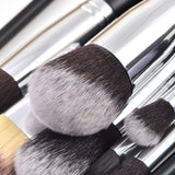 Jaf 24pcs Professional Brushes Set High Quality Full Function Studio Synthetic Make up Tool Kit - YouCanGetGifts Store