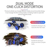 LH-C019S Remote Control Stunt Car Gesture Sensor Control RC Car Off-Road Vehicle Double Side Driving Stunt Car for Kids - YouCanGetGifts Store