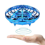 Mini Helicopter UFO RC Drone Infraed Hand Sensing Aircraft Electronic Model Quadcopter flayaball Small drohne Toys For Children - YouCanGetGifts Store