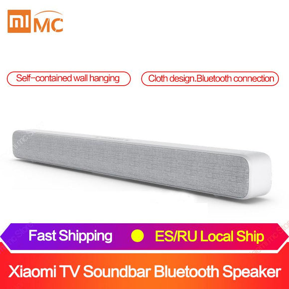 Original Xiaomi Bluetooth TV Sound Bar Wireless Speaker Soundbar Support Optical SPDIF AUX in for Home Theatre - YouCanGetGifts Store