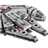 Star Millennium 79211 Falcon Figures Wars Building Blocks Harmless Bricks Enlighten Fit Compatible Lepining Starwars Toys - YouCanGetGifts Store