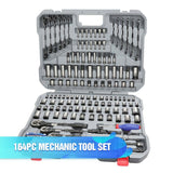 Workpro Tool Set Hand Tools For Car Repair Ratchet Spanner Wrench Socket Professional Bicycle Kits - YouCanGetGifts Store
