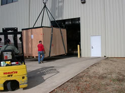 Bringing in state-of-the-art CD/DVD equipment