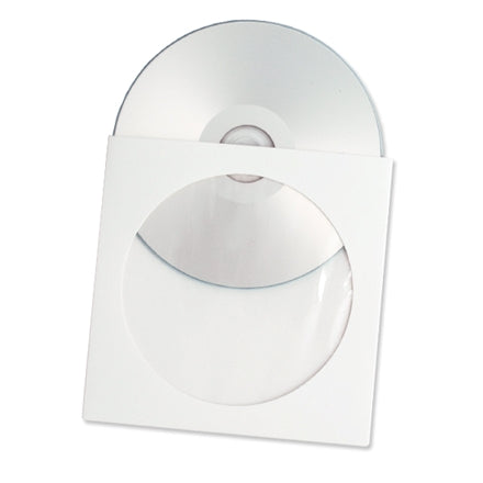 Paperboard Sleeve Disc Mailer with Window