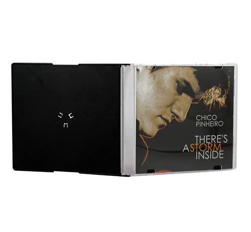 CDs in Slim Jewel Cases w/ 2 Panel Insert (No Tray Card)