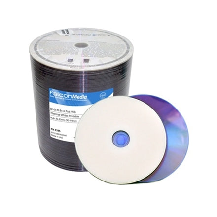 Falcon Media Premium 16x White Everest Thermal DVD-R