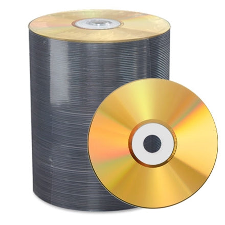 Gold CD-R - 700mb NO Logo 45501