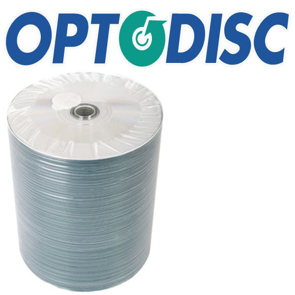 OptoDisc 16x White Thermal DVD-R