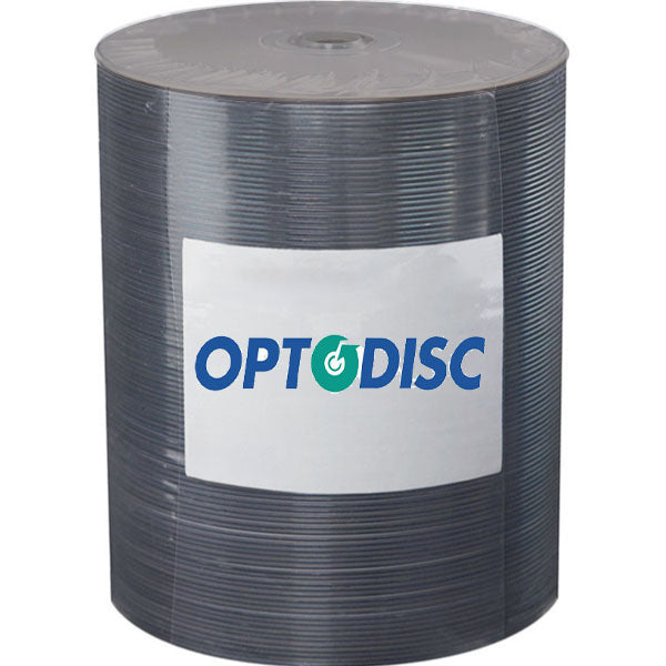 OptoDisc 52X Shiny Silver CD-R