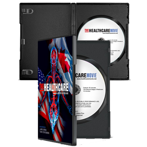 Dual-Layer DVDs in Retail-Ready DVD Boxes