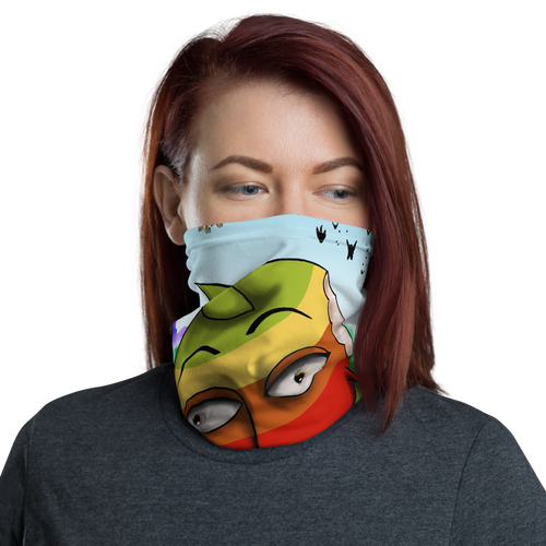 BiG Apple Runtz Neck Gaiter