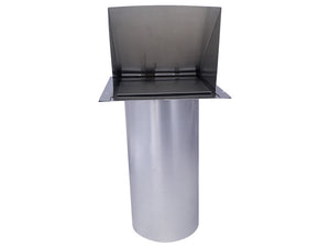 4 Inch Wall Vent by Vent Works