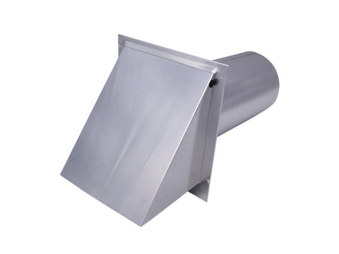 Dryer Wall Vent (Aluminum)
