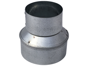Duct Reducer 4x3 Inch