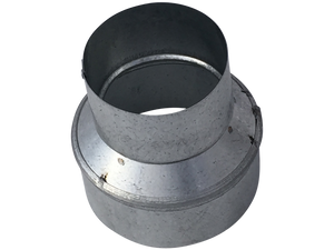 Duct Reducer 5x4 Inch