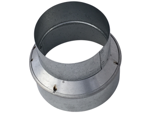 Duct Reducer 6x5 Inch