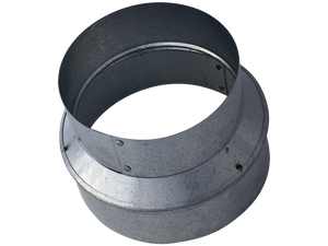 Duct Reducer 7x6 Inch