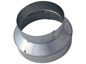 Duct Reducer 8x6 Inch