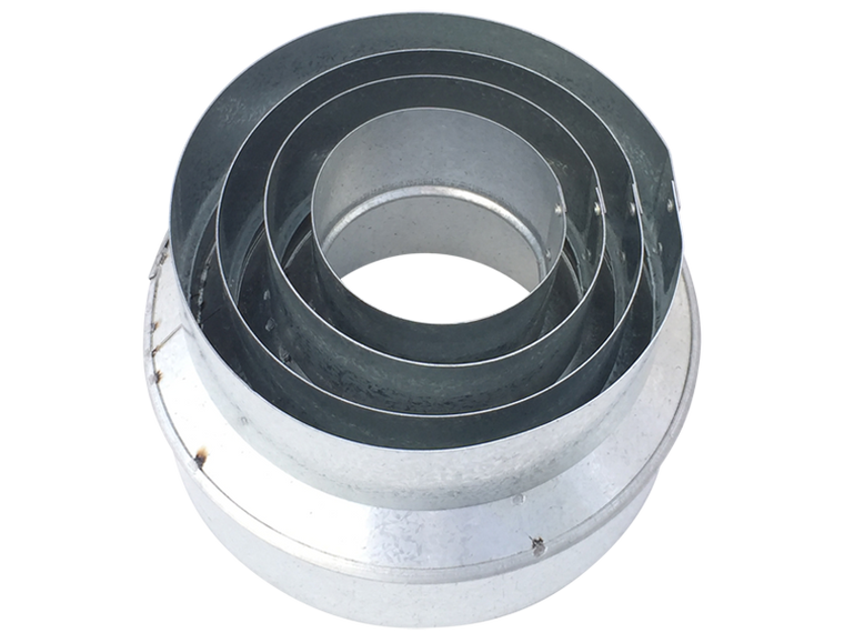 Duct Reducers by Vent Works (7 sizes)