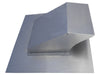 Metal Roof Vent Aluminum Side View