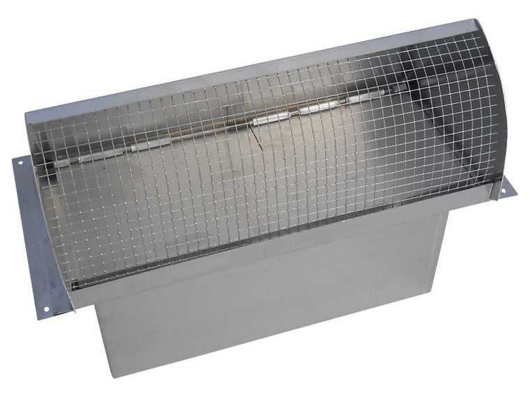 Rectangular Wall Vent By Vent Works