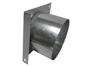 Square To Round Duct Adapter by Vent Works