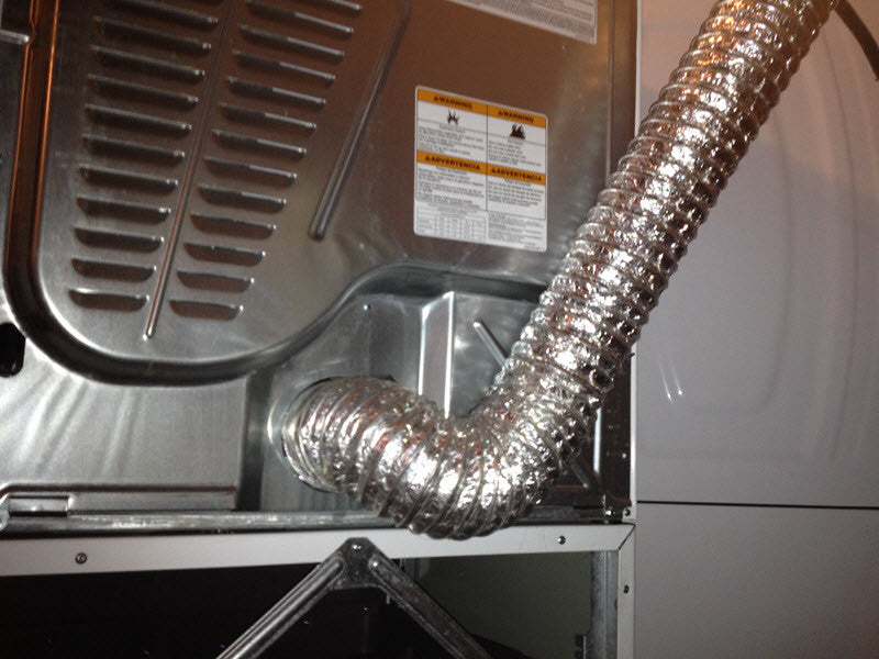Dryer Flex Duct by Vent Works