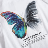 """Batter-fly"" Graphic tee"