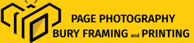 Page Photography - Bury Framing & Printing
