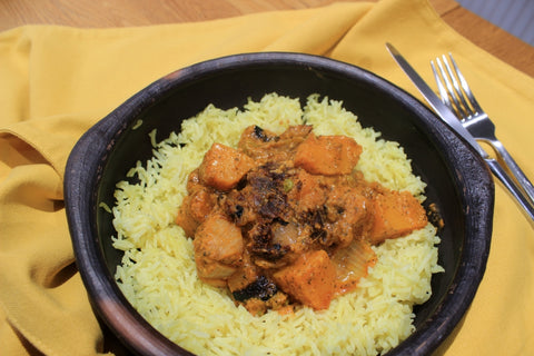 Cashew Nut and Black Pepper Curry