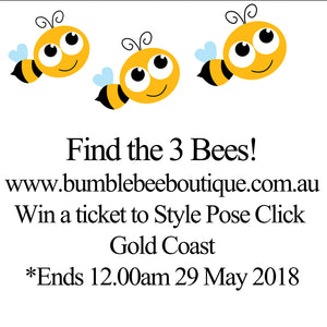 Win a ticket to Style Pose Click Gold Coast!