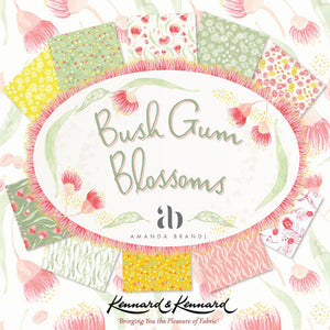 Bush Gum Blossoms Fabrics Blog Tour