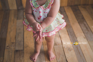 Bush Gum Blossoms Romper