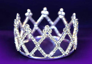 Criss Cross Mini Crown