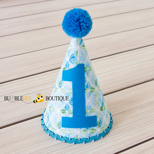 The Party Stopper party hat by Bumblebee Boutique