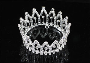 Jubilee Crystal Mini Crown