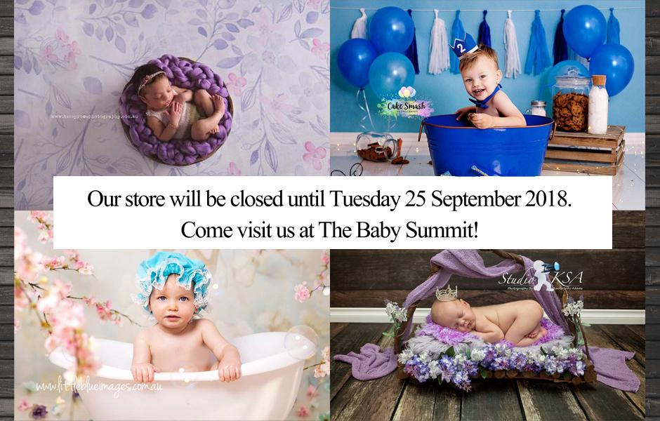 Bumblebee Boutique proudly supports StandInBaby and newborn photography safety training.