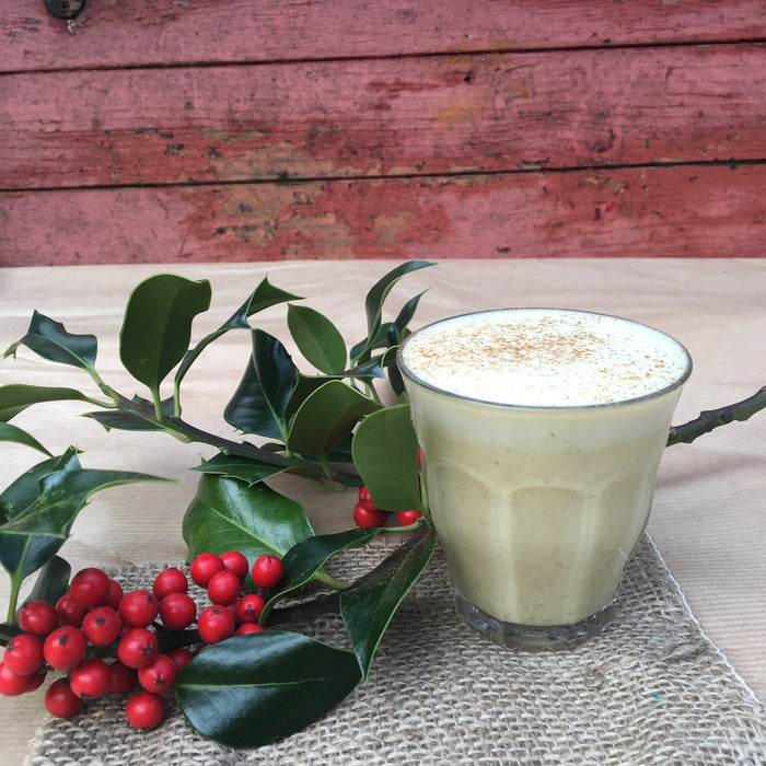 Egg Nog (less sugar more flavour)