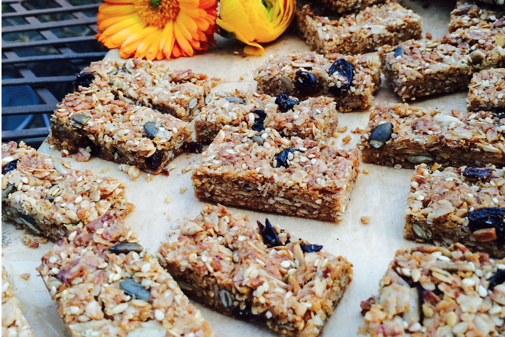 Marathon Crunch Bars