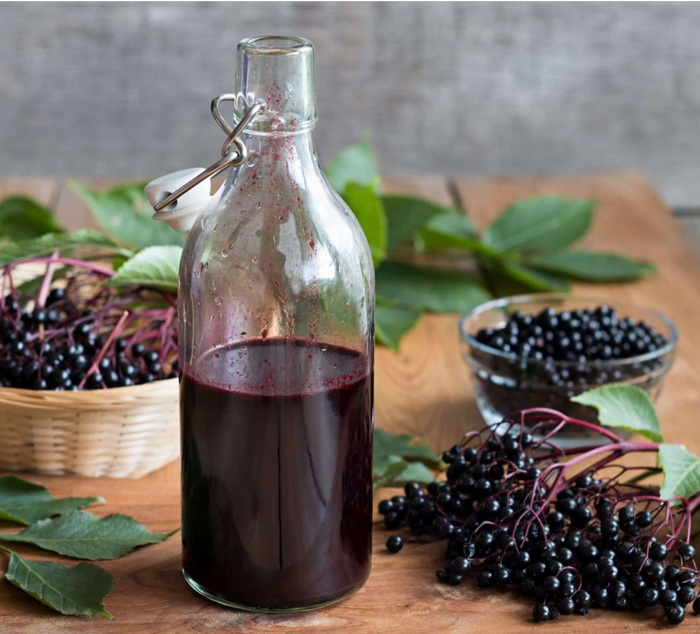 Why Elderberries?