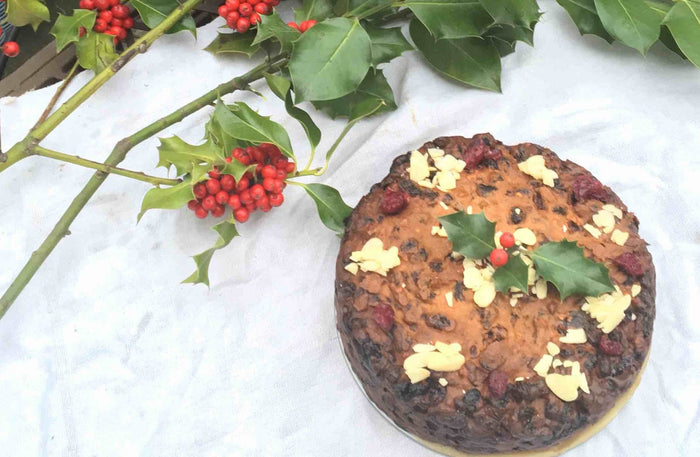 LLH x Whitworths Christmas Cake
