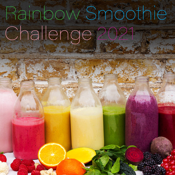 Rainbow Smoothie Challenge 2021