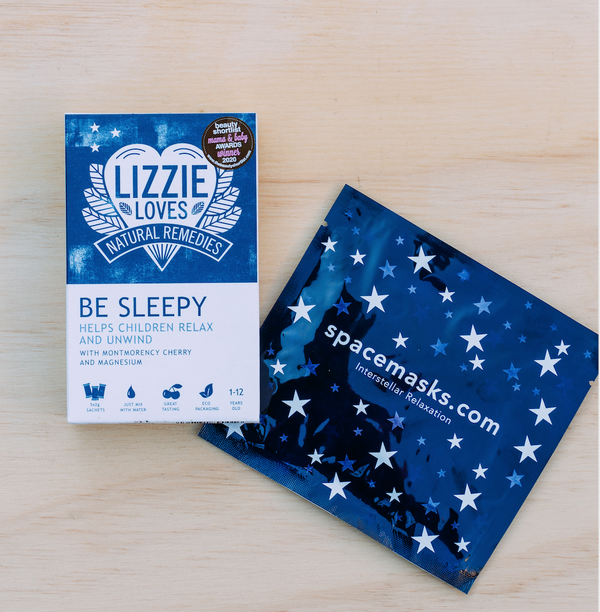LIMITED EDITION Be Sleepy X Spacemasks | Parent & Child Sleep Kit